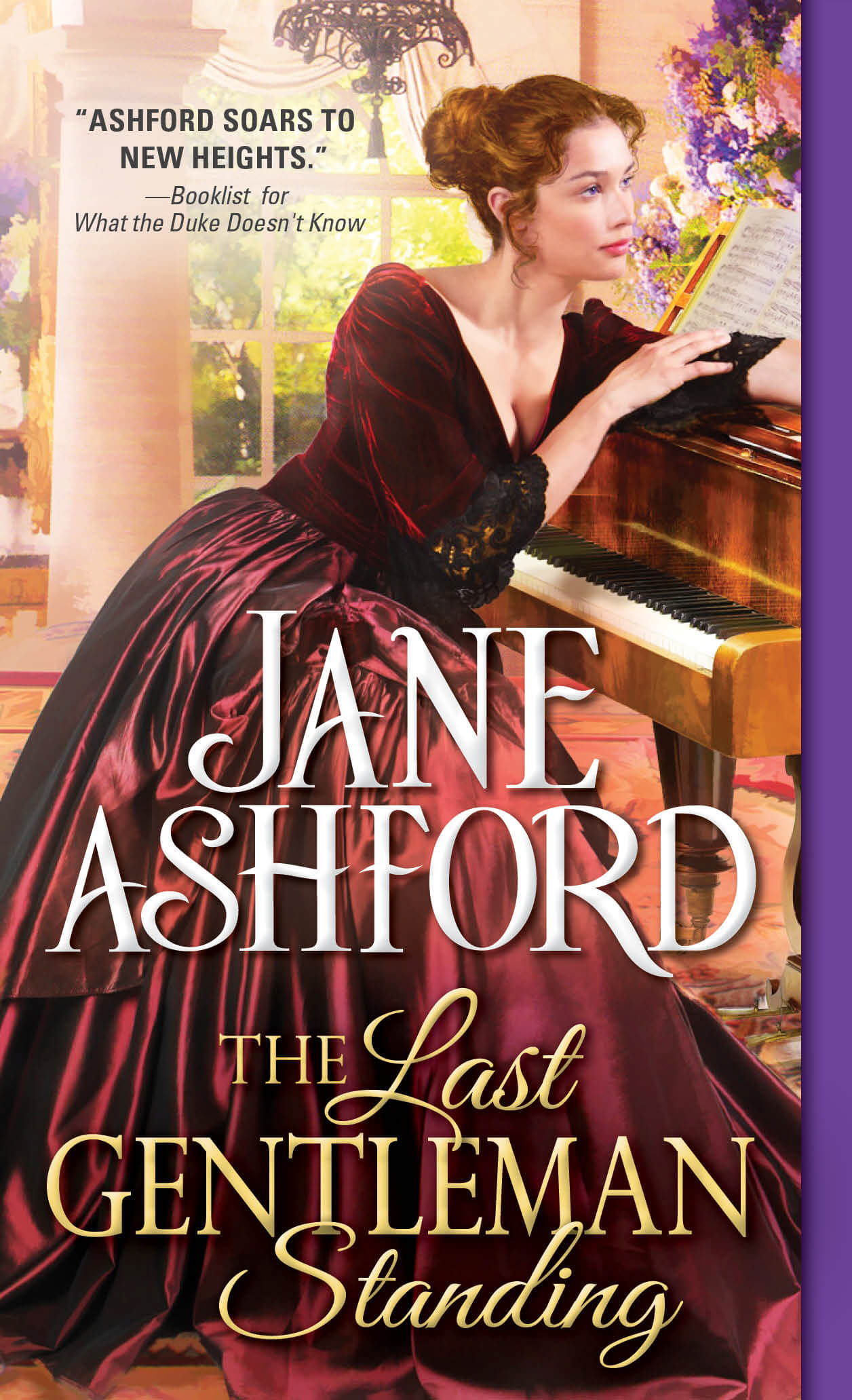 The Last Gentleman Standing (Bluestocking) by Jane Ashford
