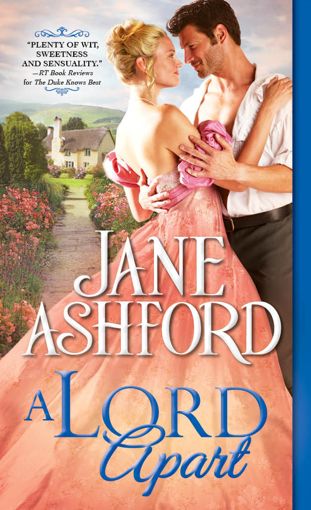 A Lord Apart by Jane Ashford
