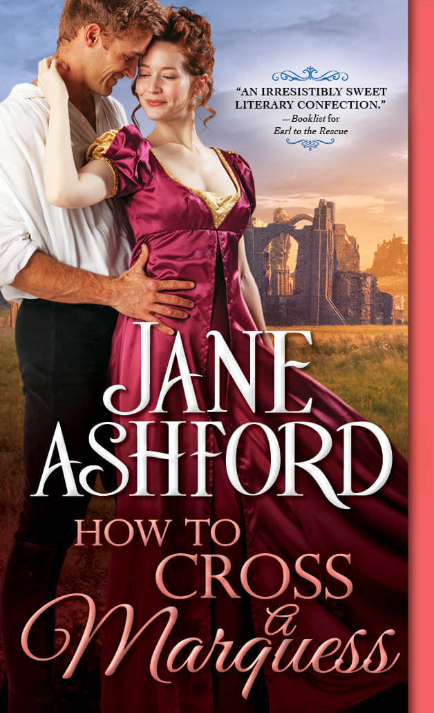 How to Croos a Marquess by Jane Ashford