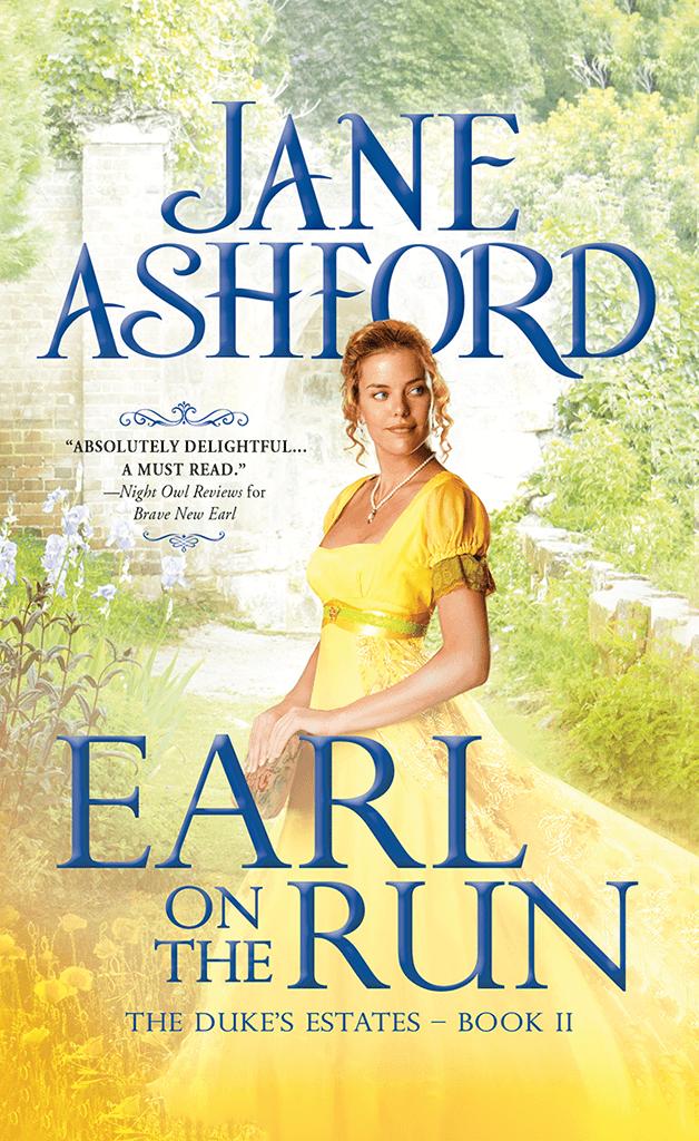 Earl on the Run by Jane Ashford